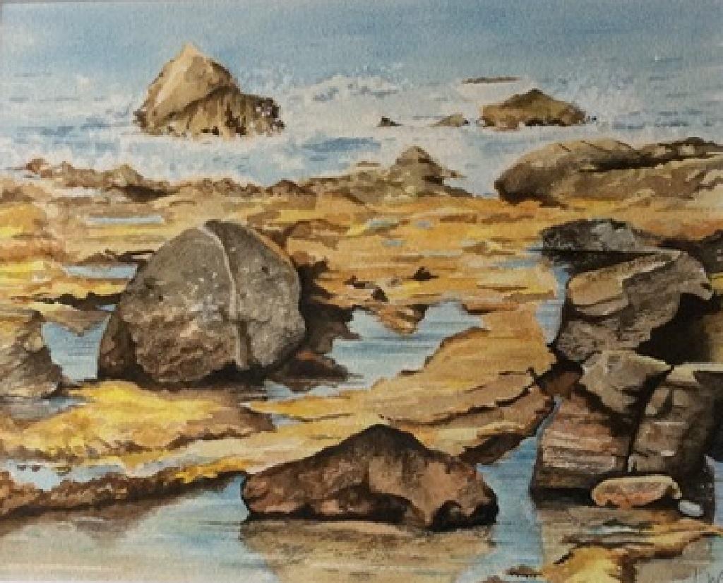 Daisy Rock, Hopeman Scotland