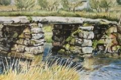 Clapper Bridge, Bovey Tracey, Devon