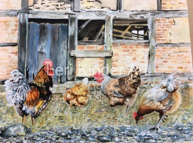 Delights at Huntlands Farm, Worcester [SOLD]