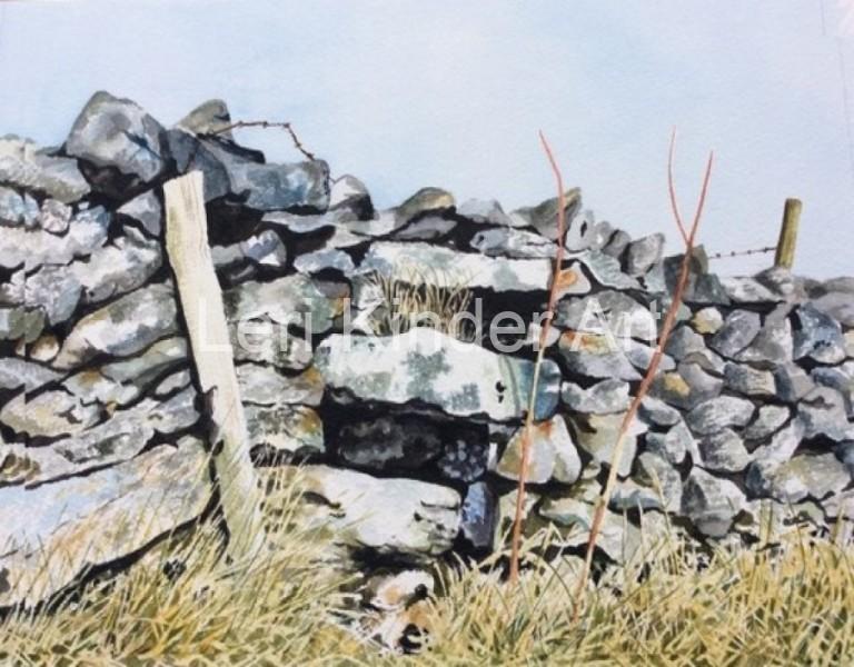Step Stile, Monyash, Derbyshire [SOLD]
